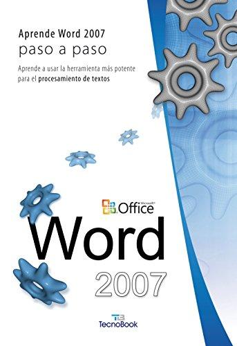 Word 2007 (Manuales tecnológicos