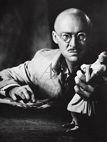 elbstklebend aus Vliesstoff oder Vinyl-Folie Filmszene Dr. Zyklop, 1940 Film & TV Film Fotografie Schwarz/Weiß C5EJ ()