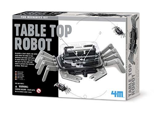 4m Tisch Top Roboter
