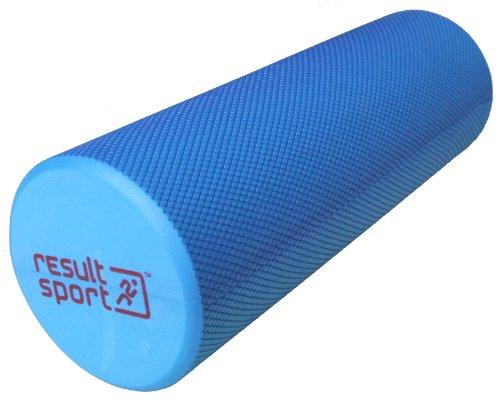 ResultSport ® EVA Foam Roller - bleu - 15cm x 45cm