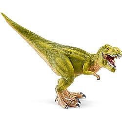 Schleich - Figura Tiranosaurio Rex, color verde claro (14528)
