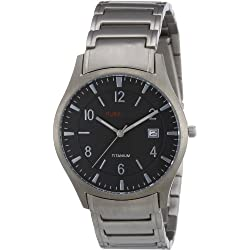Pure Grey Watches Men's Quartz Watch 1658.9095 with Metal Strap