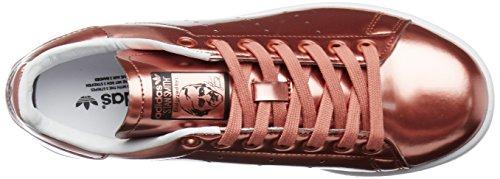 CHAUSSURES ADIDAS STAN SMITH W CG3679 Multicolore (Copper Metallic/copper Metallic/footwear White)