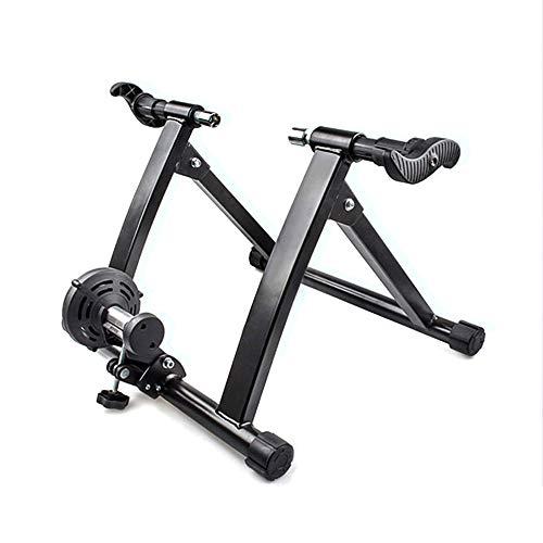 CX Best Drahtlos gesteuerte Fahrradplattform Rennrad Trainingsplattform Indoor-Fitnessgeräte Mit Wärmeableitung Variabler Widerstand Geeignet für Anfänger