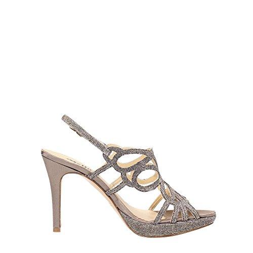 MELLUSO J474N Sandales Femme Bronze