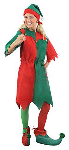 I love Fancy Dress ilfd4509X XXXL Unisex Erwachsene Elf Tunika Kostüm (4x ()