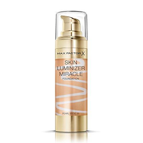 Max Factor Thunder & Light Skin Luminizer Porcelain Foundation 30ml - - Subtilen Glanz-finish