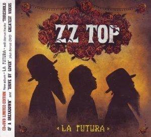 La Futura with Bonus Tracks [Deluxe Edition] Cd Greatest Videos DVD Set