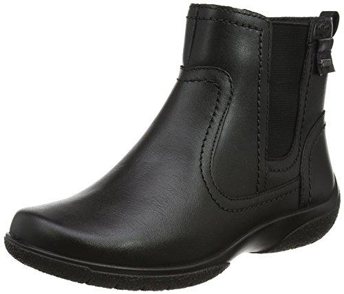 Hotter Women Kendal Chelsea Boots, Black (Black), 7 UK 41 EU