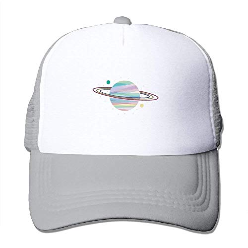 Gorgeous ornaments Tumblr Galaxy Pastel Youth Mesh Baseball Cap Summer Adjustable Trucker Hat