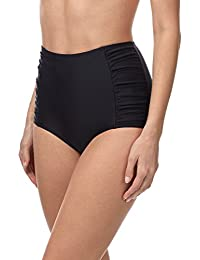 Merry Style Damen Bikinislip Bikinihose Bauch Weg Effekt MS10-119