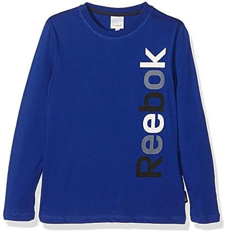 Reebok Kinder T-Shirt TEE Shirt Sweatshirt Longsleeve Gr. 152