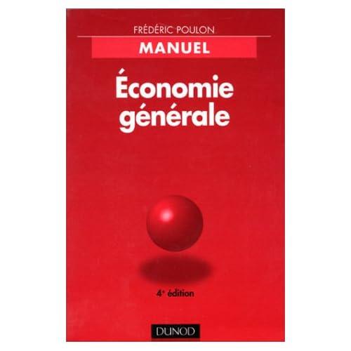 Économie générale
