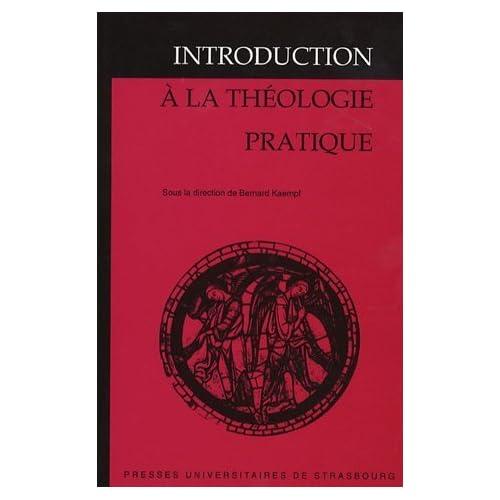 Introduction à la théologie pratique