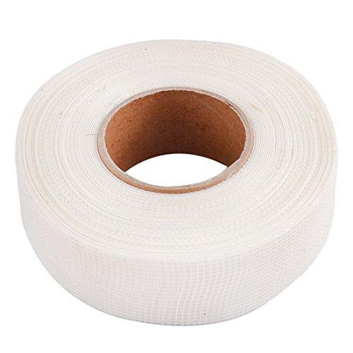 sourcingmap® Rigipsplatte Trockenbau Fiberglas Tuch Wand Reparatur Gewebe Mesh Fugenband Roll