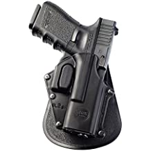 Fobus Concealed Carry giratorio paquete Paddle + BH + BHP seguridad Holster para Glock 17,19,22, 23,32,34,35
