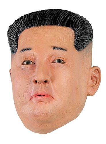 MW Politiker Maske (Kim Yong-Un) (Lustige Olympia Kostüm)