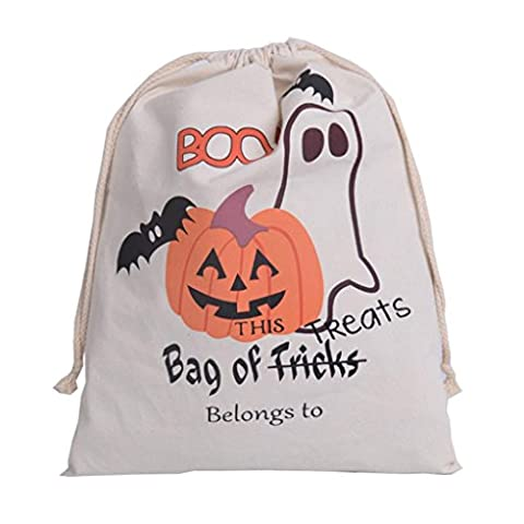 A Great Halloween Costume - Halloween Candy Sac, c'est SE ou Trick