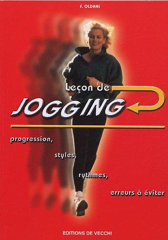 Leçon de jogging par F Oldani