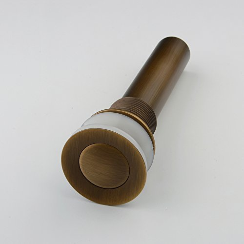 hiendurer-valvula-desague-pop-up-tubo-atomizador-lavabo-bano-cobre-grifo-tapon-de-sin-desbordamiento