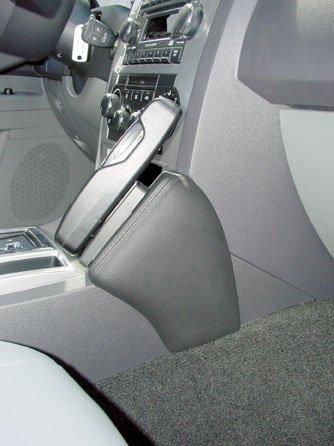 kuda-console-de-telephone-lhd-pour-chrysler-300-c-a-partir-de-06-2004-2008-cuir-veritable-noir