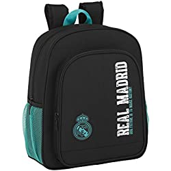 Real Madrid mochila adaptable a carro 38cm