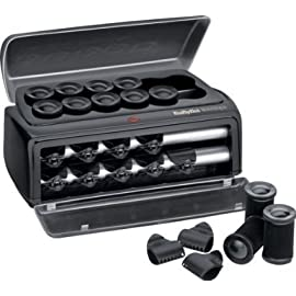 boutique salon - 41AVZXOKmQL - Powerful Babyliss Boutique Salon Ceramic Heated Hair Rollers.