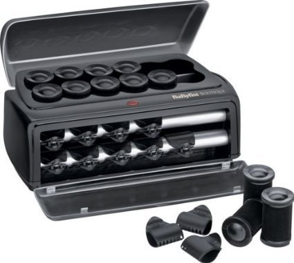 boutique salon - 41AVZXOKmQL - Powerful BaByliss Boutique Salon Ceramic Heated Hair Rollers