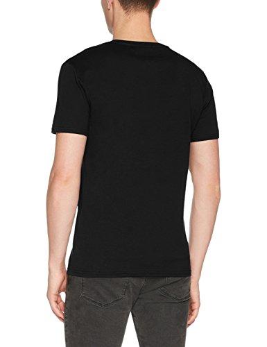 Tommy Jeans Herren T-Shirt Tjm Original Jersey Tee Schwarz (TOMMY Black 078)