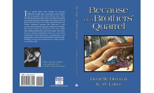 Because of a Brothers' Quarrel Cover Image
