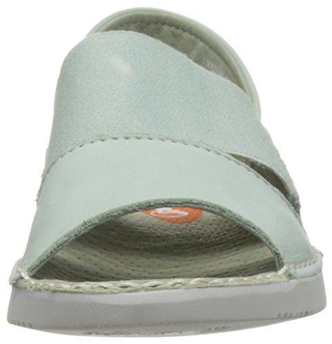 Softinos Tai383sof, Sandales  Bout ouvert femme Pastel Green