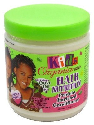 Africa's Best Kids Organics Aprèss-Shampoing Hair Nutrition 450 ml