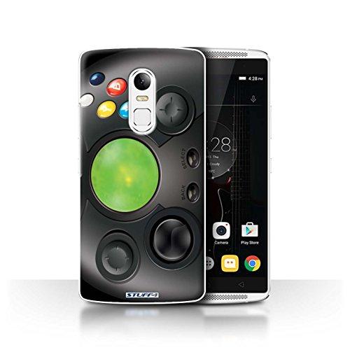 Stuff4® Hülle/Case für Lenovo Vibe X3 / Xbox Muster/Spielkonsolen Kollektion