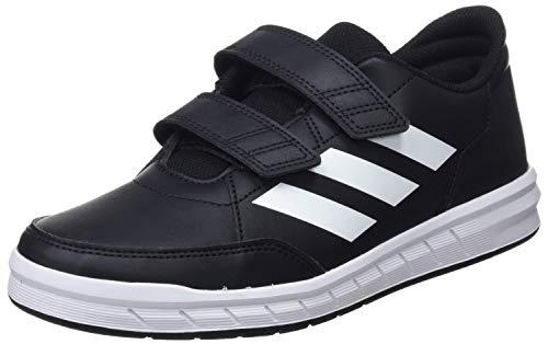 adidas Unisex-Kinder AltaSport CF K Fitnessschuhe, Schwarz (Negro 000), 34 EU