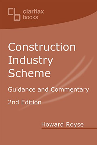Construction Industry Scheme: Guidance and Commentary - Industrie-gebäude