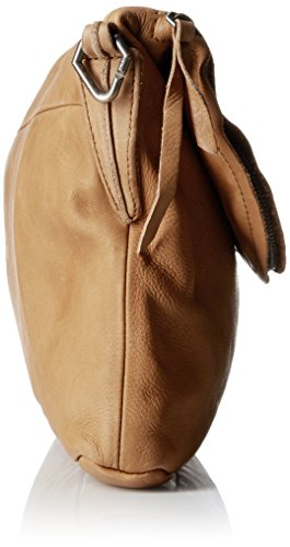 Liebeskind Ota Sac bandoulière cuir 37 cm braun