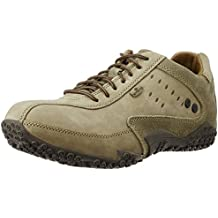 Woodland Men's Grey Trecking Shoe - 7 UK/India (41 EU)