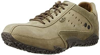 Woodland Men's Khaki Trecking Shoe - 10 UK/India (44 EU)