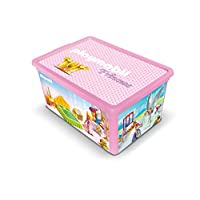 Playmobil 064749 Storage Box Princess Theme