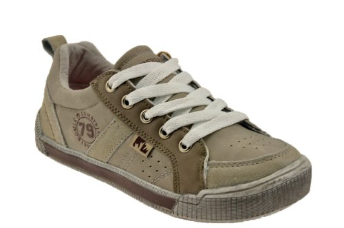 Lumberjack Low Sport Athlétisme Baskets Basses N. Sable