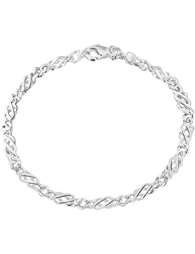 Tuscany Silver Damen-Armband Sterling Silver 925