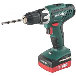 Metabo 602105870 Perceuse-visseuse sans fil batterie Li 14,4 V