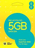 EE PAYG SIM Card Preloaded...