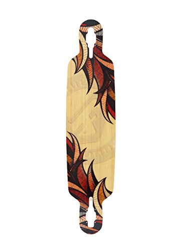 S Flex Tipo 840 Medium Flex – Tabla para longboard