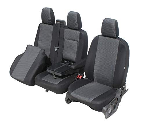 Z4L Sitzbezüge HERO - 1+2 - Passgenau Maßgeschneidert - Z4L-DV-TC3M-01