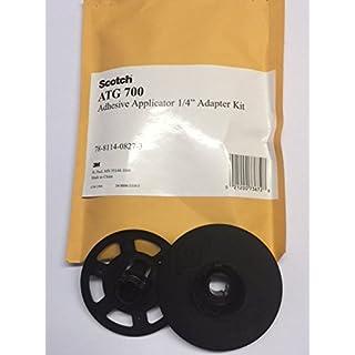 Scotch ATG 700 Adapter Kit, 1/4 in wide rolls (Pack of 1), B?roartikel