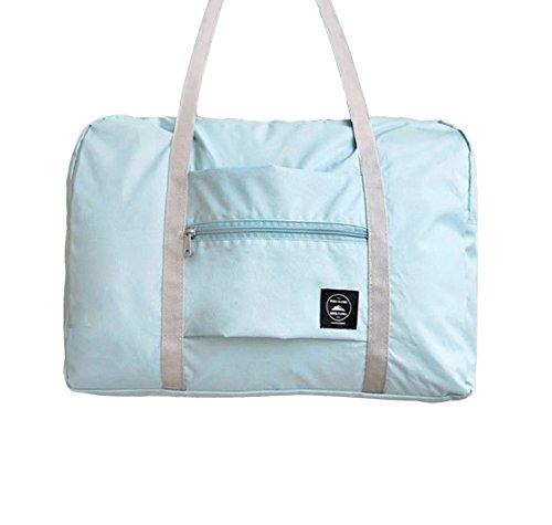 FunYoung Superleichtes Tragbares Handgepäck Faltbare Reisetasche aus Polyester Farbwahl