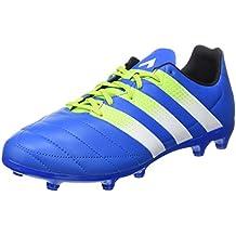 sale retailer 3154b be061 adidas Ace 16.3 FG AG Leather, Botas de fútbol para Hombre