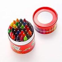 Sense Wax Crayon Mini Jumbo Easy Grip for Kids Multicolor Pack of 36