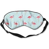 Flamingo Floral 99% Eyeshade Blinders Sleeping Eye Patch Eye Mask Blindfold For Travel Insomnia Meditation preisvergleich bei billige-tabletten.eu